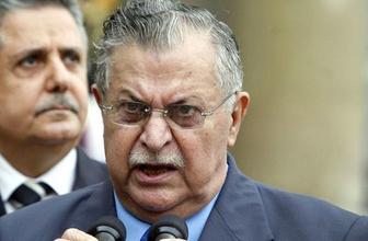 Irak hükümetinden flaş Talabani kararı!