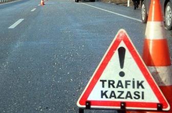 Elazığ'daki trafik kazası