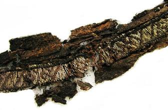 Viking mezarlarında 'Allah' ve 'Ali' yazan kumaşlar bulundu