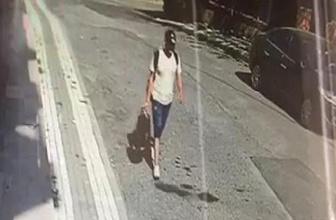 Suriyeli anne kızın katil zanlısı cinayet öncesi ve sonrası kamerada...