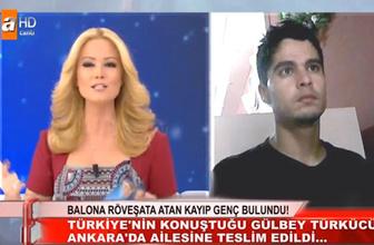 Müge Anlı'da Gülbey Türkücü bulundu!