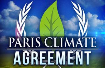 Suriye Paris İklim Anlaşması'nı resmen imzaladı