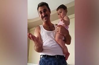 İkinci bebeğin haberini alan babanın tepkisi olay