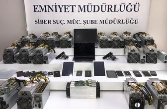 Bitcoin nedir! İstanbul'da müthiş siber operasyon