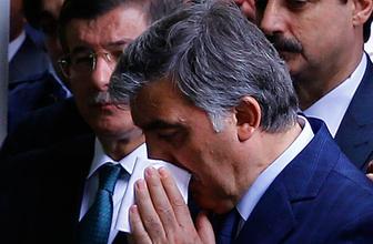 Abdullah Gül'ün acı günü! Babasından sonra...