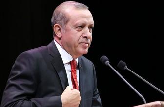 Erdoğan'dan belediye başkanları ile sürpriz toplantı