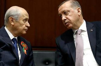 AK Parti ve MHP'den konuşulan ittifak kulisleri