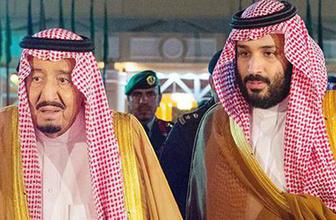 Suudi Arabistan ile ilgili olay iddia