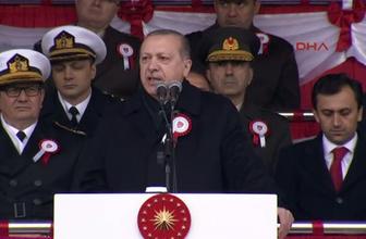 Cumhurbaşkanı Erdoğan: Eski sisteme dönmemiz söz konusu değil