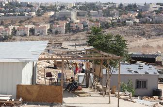 30. kez evi yıkılan Filistinli baba konuştu