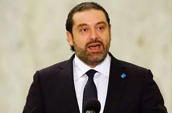 Lübnan Başbakanı Saad Hariri istifa etti!
