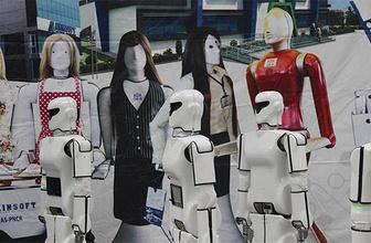 İşte Türkiye'nin milli insansı robotu!