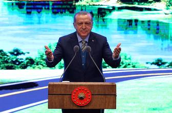 Erdoğan: Böyle yapa yapa 10 yılımızı yediniz