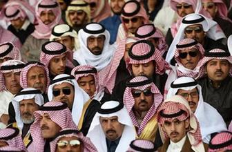 Suudi Arabistan'da kraliyet ailesine şok haber! El konulacak