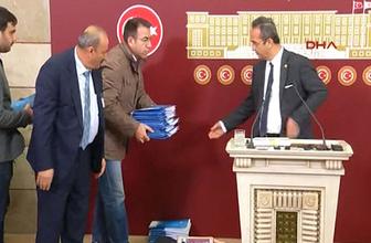 Bülent Tezcan belgeleri kamuoyu ile paylaştı