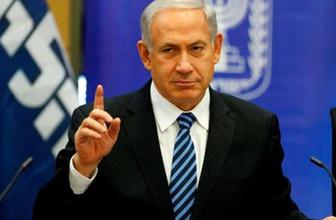 Netanyahu'dan Avrupa'ya: İki yüzlüsünüz!