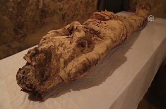 Firavun dönemine ait yeni arkeolojik keşifler