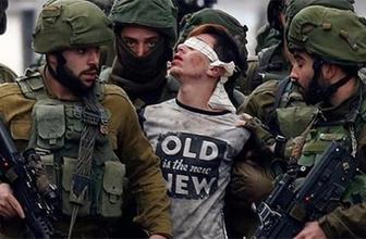 Filistinli sembol çocuk Cuneydi'nin gözaltı süresi uzatıldı