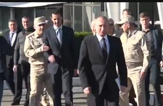 Rus general Putin'le yürümek isteyen Esad'ı böyle durdurdu