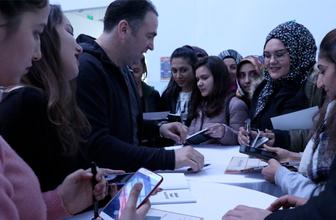 Ünlü yönetmen Yıldız'dan gençlere mesaj