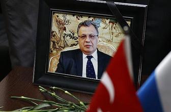 Rus heyet Karlov cinayeti için Ankara'da