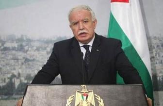 Filistin'den flaş açıklama! Asrın anlaşması geride kaldı