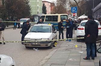 Ankara'da silahlı saldırı: Baba ve oğula kanlı infaz!