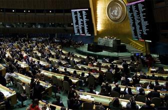 Erdoğan'dan BM'deki tarihi Kudüs kararına ilk yorum