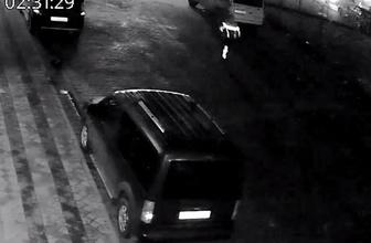 Sultangazi'de film gibi hırsız polis kovalamacası kamerada