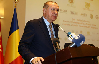 Çad'da bulunan Erdoğan'dan FETÖ açıklaması