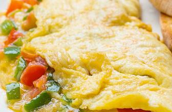 Metabolizma çalıştıran omlet nasıl yapılır?