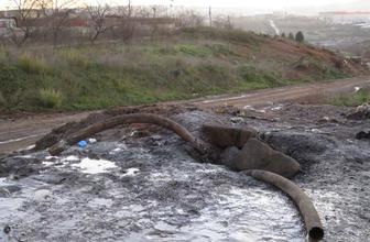 Tuzla'da olan kimyasal etil akrilat mı zararları ne?