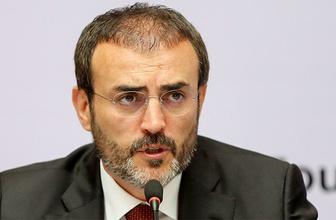 AK Parti'den CHP'li vekile 'bir sürü itim var' tepkisi