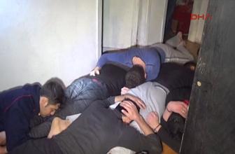 Bursa'da şafak vakti DEAŞ operasyonu: 38 gözaltı