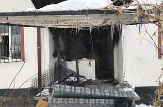 Konya'da facia! Baba ve 3 oğlu yanarak öldü
