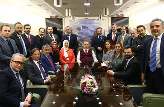 Erdoğan'dan AK Parti'ye MHP uyarısı: Size ne kardeşim