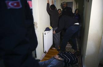 Ankara'da DAEŞ operasyonu! Hain plan böyle deşifre edildi
