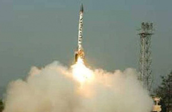 Hindistan süpersonik füzeyi başarıyla test etti