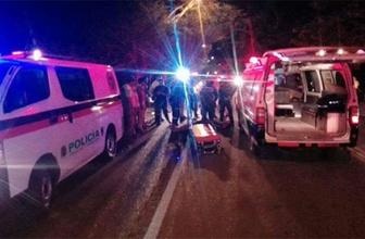 Kolombiya'da gece kulübünde patlama