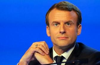 Irak'tan Macron'a tepki: İçişlerimize karışma!