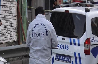 Kadıköy'de korkunç ölüm! Binanın 5. katından...