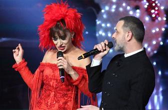 Ozan Güven ve Yıldız Tilbe, O Ses Türkiye stüdyosunu coşturdu!