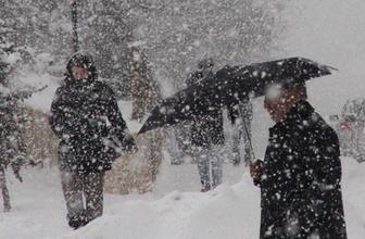 Bursa'da kar ne zaman yağacak hava durumu nasıl?