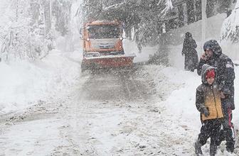 Kayseri'de kar ne zaman yağacak hava durumu nasıl?