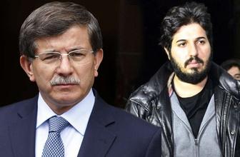 Davutoğlu'nun olay Zarrab açıklaması meğer 2 yıl önce...
