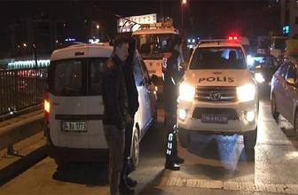 İstanbul Sarıyer'de silahlı saldırı!