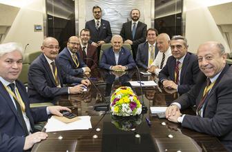 Başbakan Yıldırım: Pimi çekilmiş bomba gibi olur