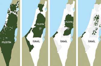 Bu haritaya bakın! Kudüs neden bu kadar önemli?