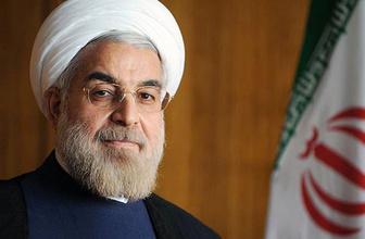 Ruhani'den Trump yönetimine tepki