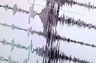 İran'da deprem işte korkutan depremin büyüklüğü